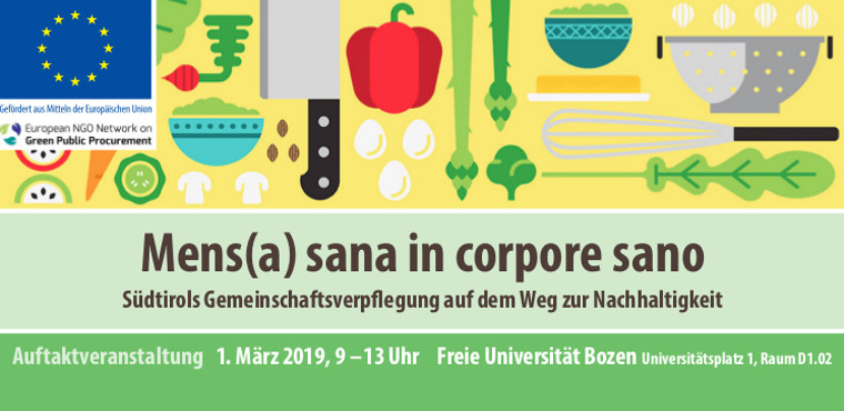 Event - Mens(a) sana in corpore sano